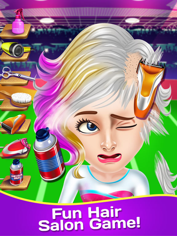 App Shopper: Hair Salon Shave Spa Kids Games (Games)