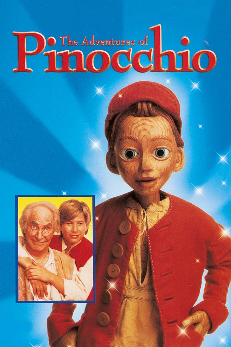 iTunes - Movies - The Adventures of Pinocchio