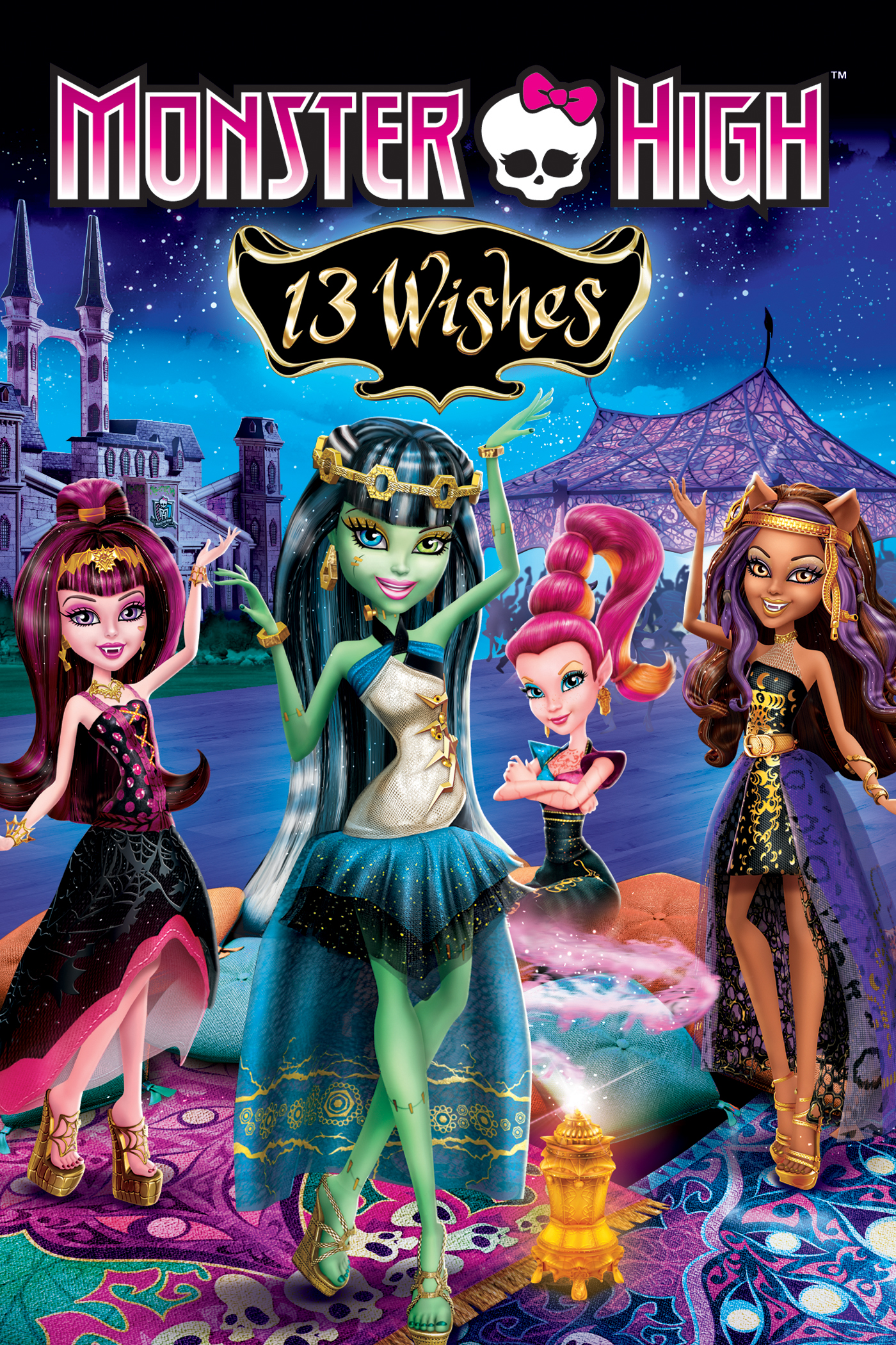 Itunes Movies Monster High 13 Wishes